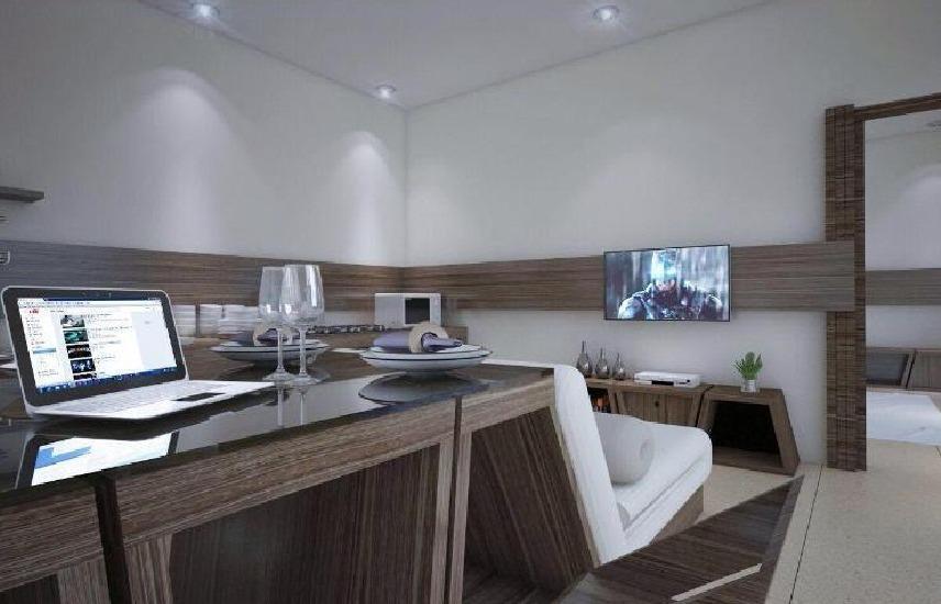 Jasia Luxury Villas Lombok - Ruang tamu