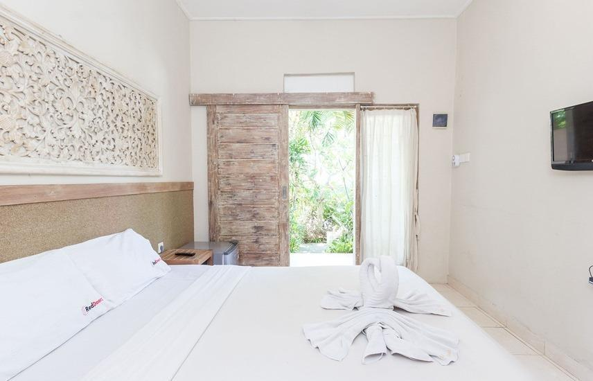 RedDoorz @Sanur 2 Bali - RedDoorz Room Regular Plan