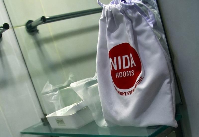 NIDA Rooms Aries Munandar 41 Klojen - Kamar mandi