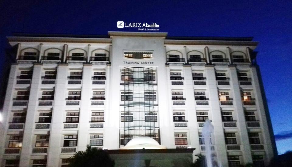 LARIZ Alauddin Hotel & Convention Makassar - Exterior