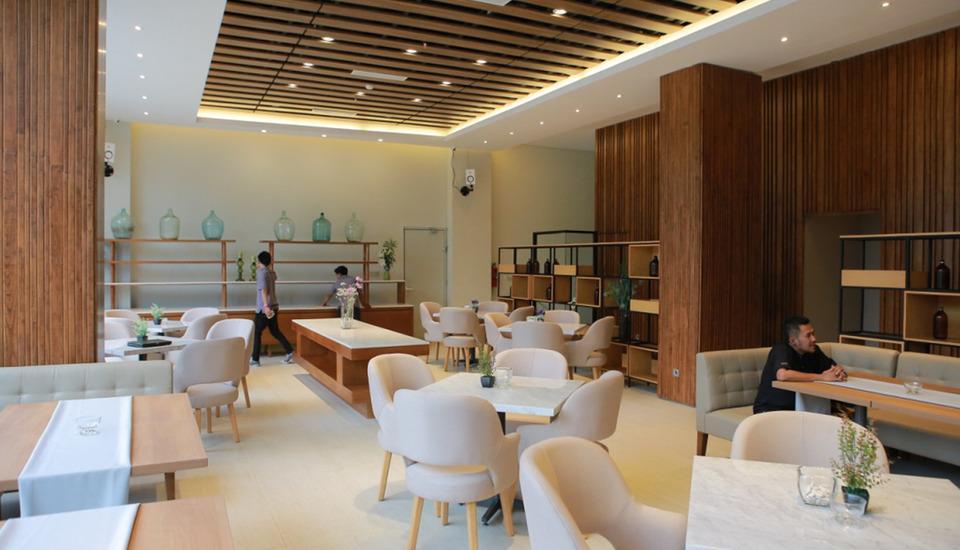 AllStay Hotel Semarang - Interior