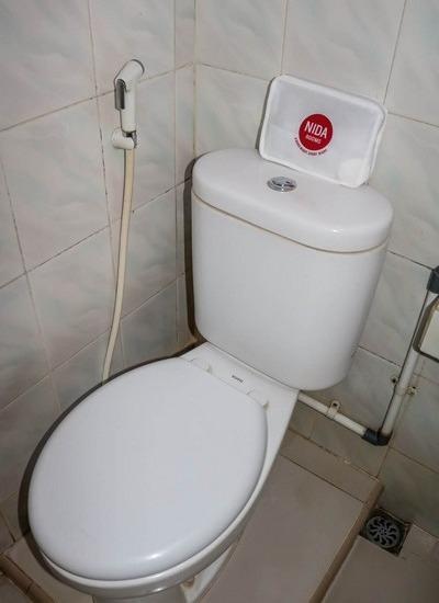 NIDA Rooms Setan 6B Istana Maimun - Kamar mandi