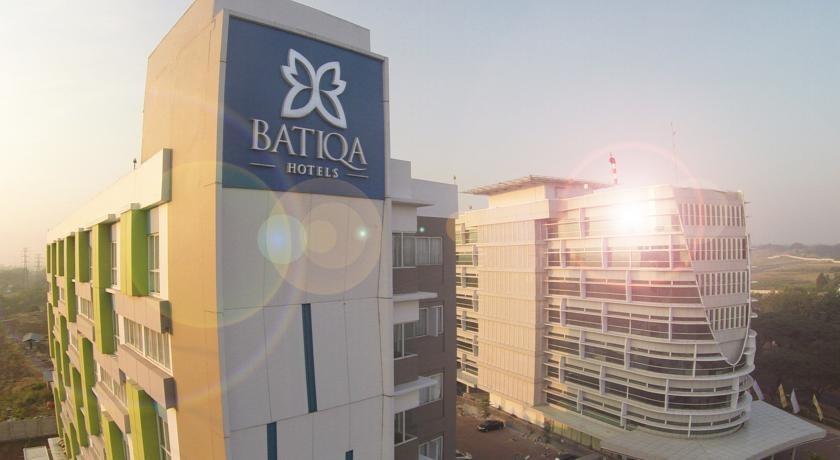 Batiqa Hotel and Apartments Karawang - Eksterior
