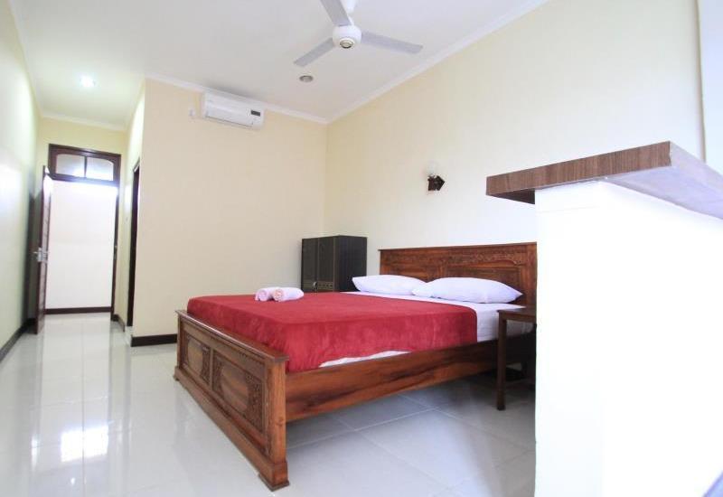 Beneyasa Beach Inn II Bali - KAMAR STANDART DOUBLE AC
