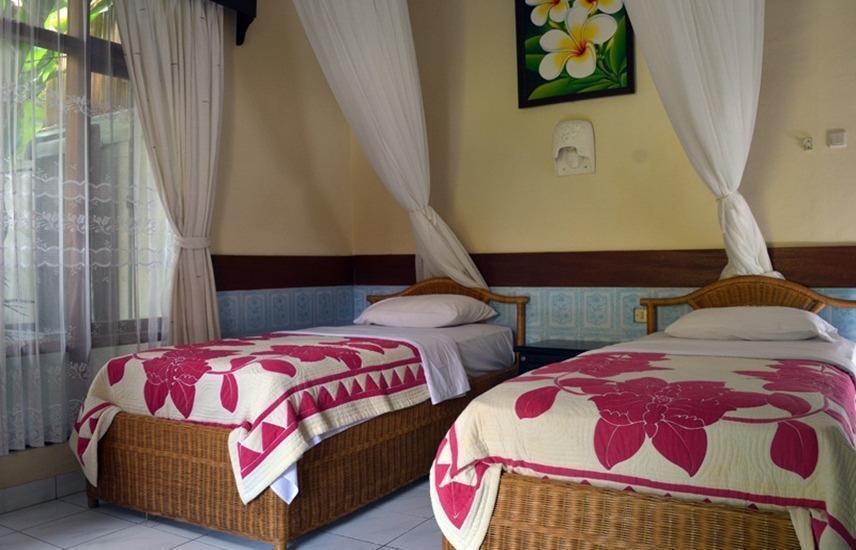 Hotel Jati & Homestay Sanur - Kamar