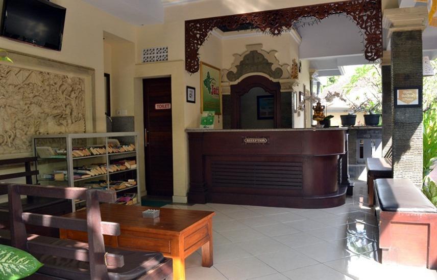 Hotel Jati & Homestay Sanur - Interior