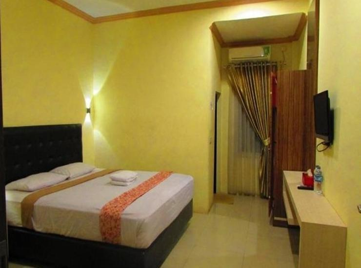 Golden Vella Hotel Bangka - Executive Rooom Regular Plan