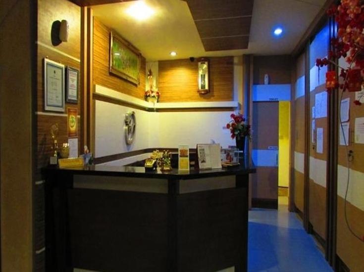 Golden Vella Hotel Bangka - Interior