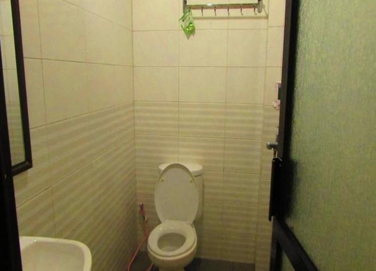 Golden Vella Hotel Bangka - Kamar mandi