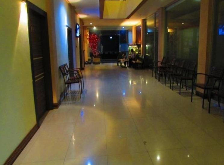 Golden Vella Hotel Pangkalpinang - Interior