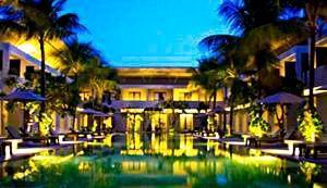 Oasis Kuta Bali -  Kolam Renang