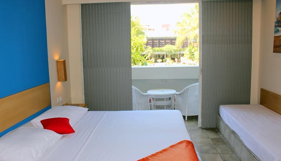 Oasis Kuta Bali - Kamar tamu