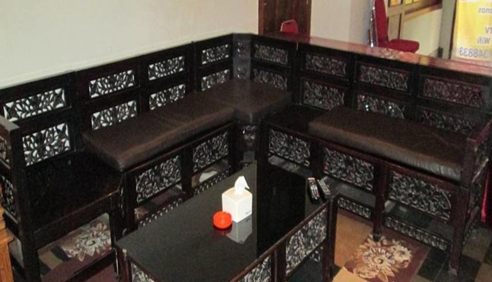 Hasanah Buring Guest House Malang - Lobi