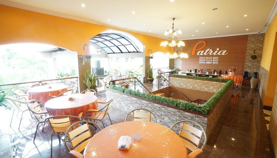 Patria Palace Hotel Blitar - Lobby Atas