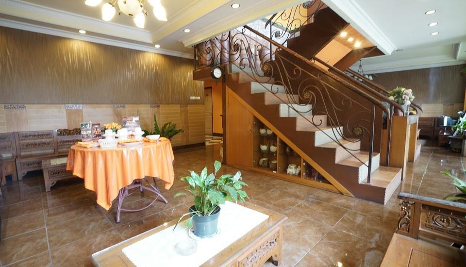 Patria Palace Hotel Blitar - Lobby Bawah