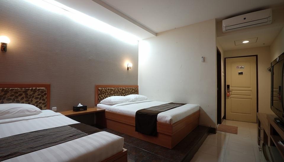 Patria Palace Hotel Blitar - Kamar Family