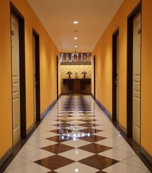 Patria Palace Hotel Blitar - Room area