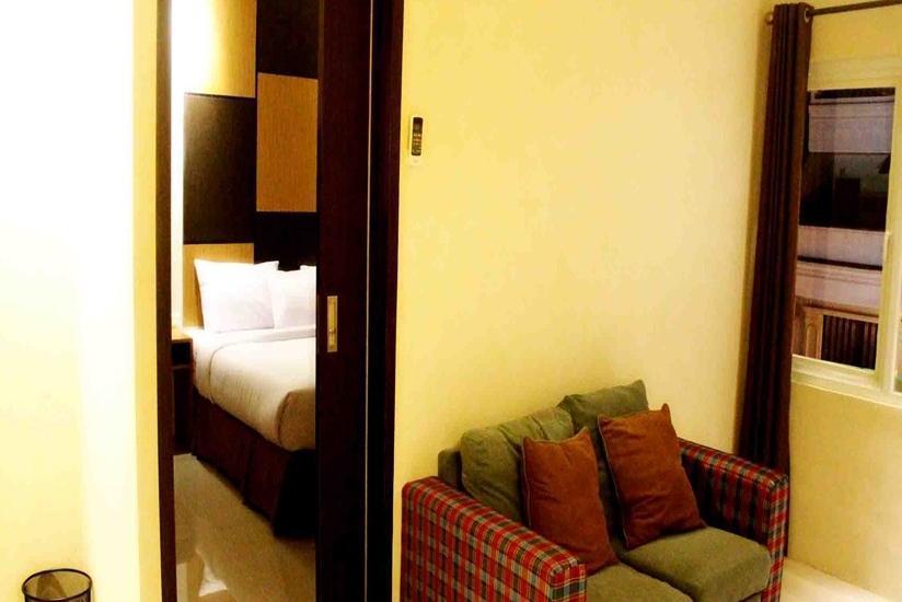 Hotel Artha Kencana Makassar - Kamar Suite