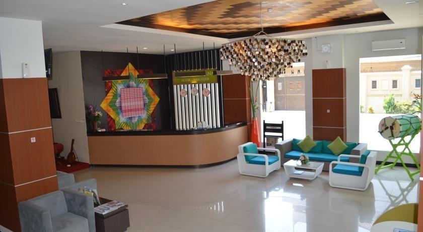 Hotel Artha Kencana Makassar - Lobby