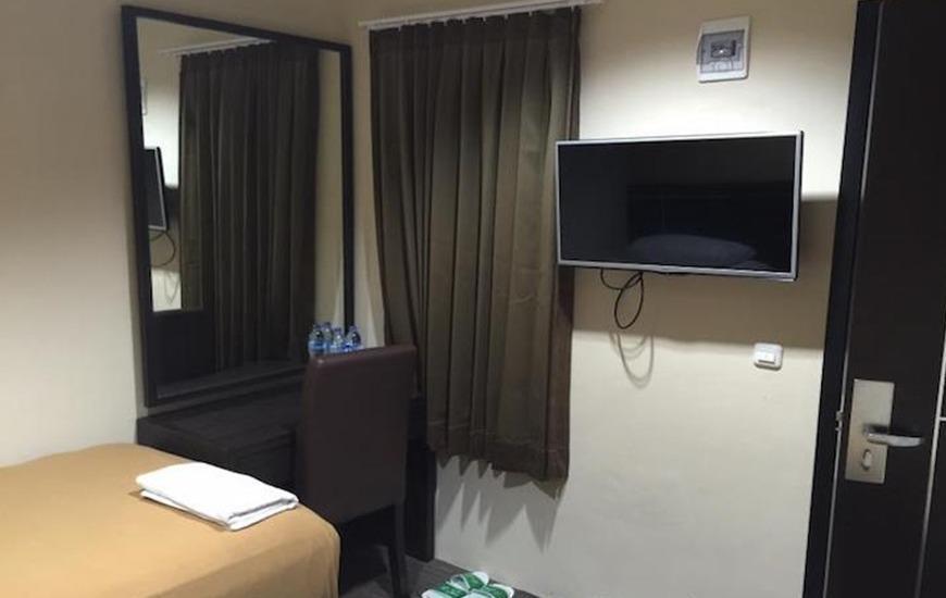 Tinggal Standard at Jalan Blora Menteng - Kamar tamu