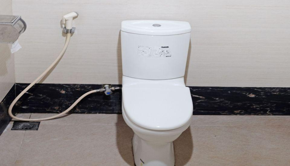 ZEN Rooms Hegarmanah Secapa Bandung - toilet