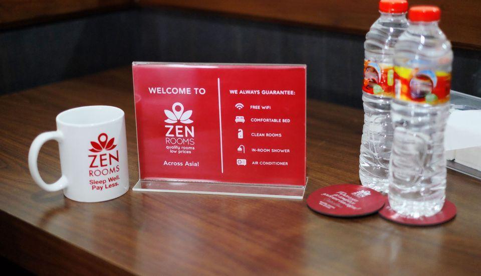 ZEN Rooms Hegarmanah Secapa Bandung - Kamar Double