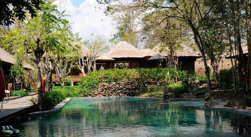 The Menjangan Bali - Kolam Renang