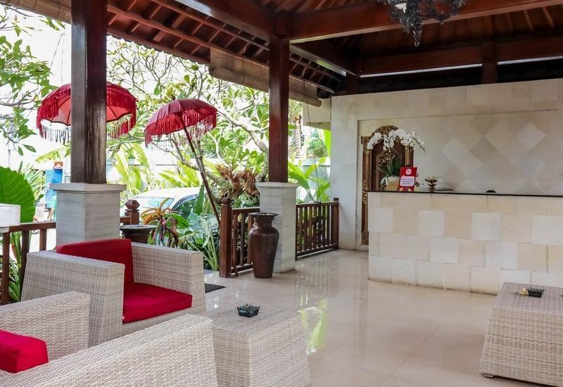 NIDA Rooms Bali Bisma Ubud 8396 Bali - Lobi