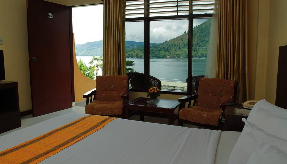 Inna Parapat Parapat - Superior Room Regular Plan