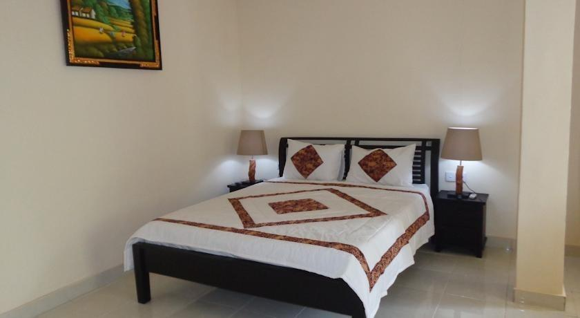 ZenRooms Ubud Sumampan - Double Room Only Regular Plan
