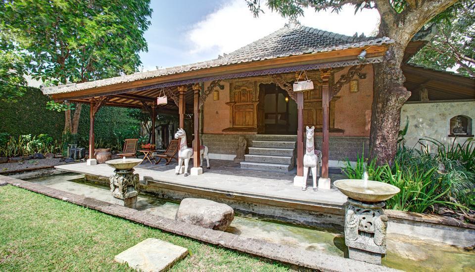 ALINDRA Villa Bali - Ethnic 4
