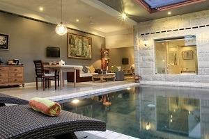 ALINDRA Villa Bali - Majestic One Bedroom Pool Villa promo march deals 30% OFF
