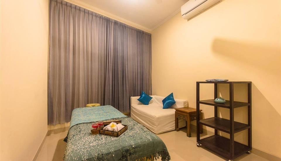 Villa Tepi Sungai Bali - Spa Room