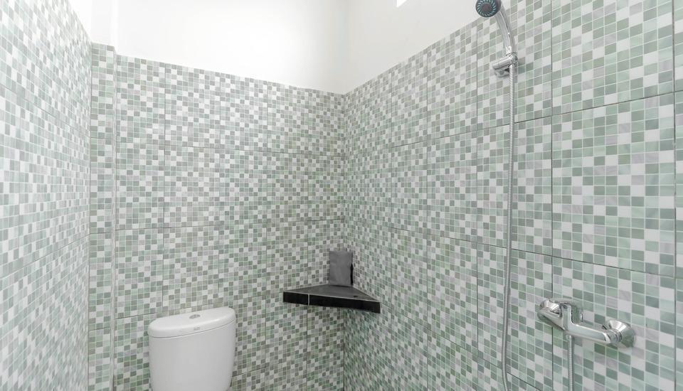 Sriwijaya Premier Palembang - Bathroom