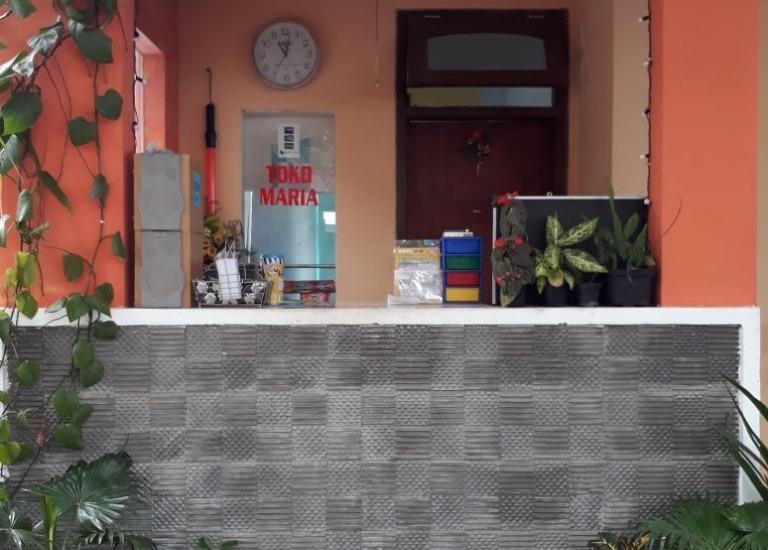 Villa Panderman Indah Malang - Receptionis