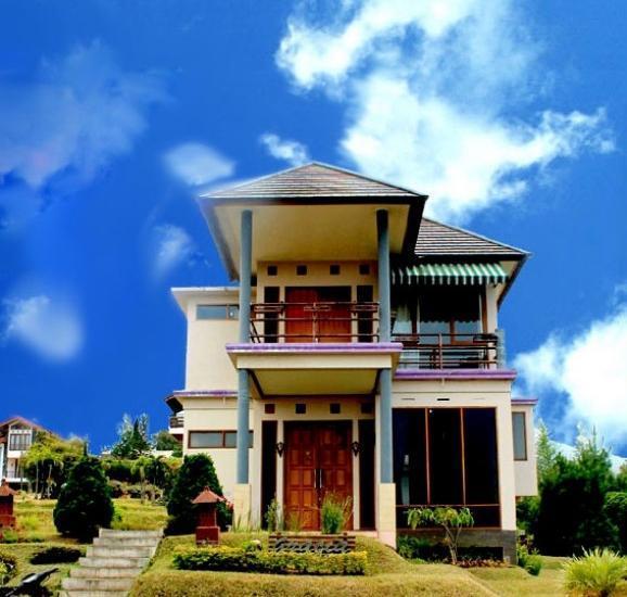 Villa Gracia Istana Bunga Lembang Bandung - Eksterior