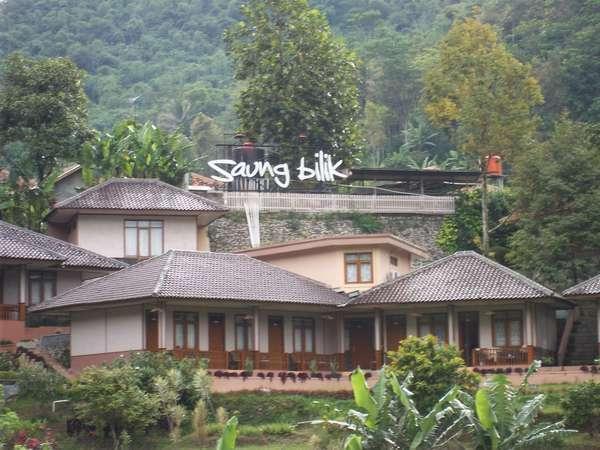 Foto Saung Bilik Bandung
