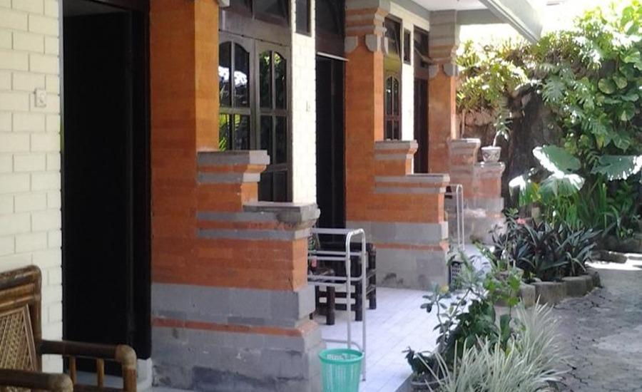 Mahendra Beach Inn Bali - Eksterior