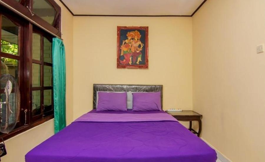Mahendra Beach Inn Bali - Standard Single With Fan Regular Plan