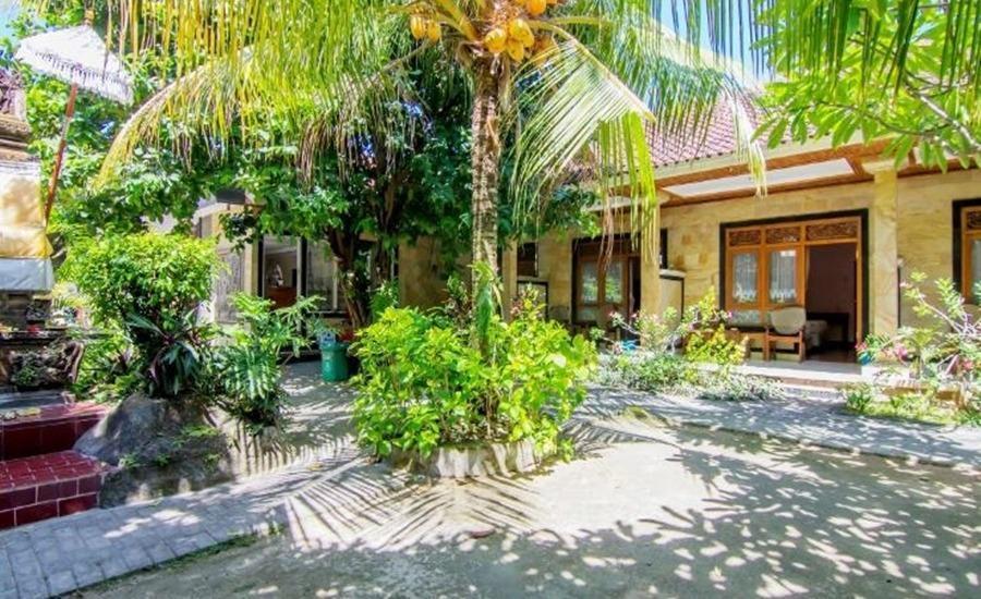 Mahendra Beach Inn Bali - Kamar tamu