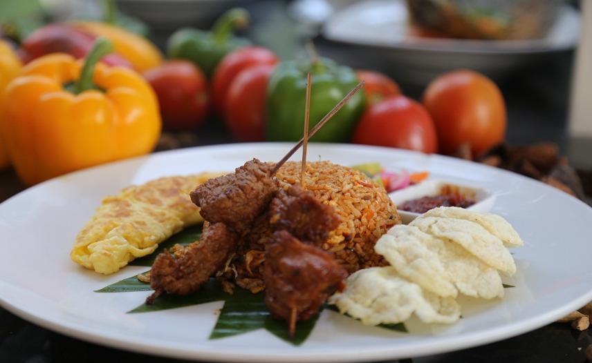 Grand Keisha Yogyakarta by Horison Yogyakarta - Makanan
