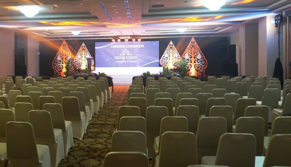 Grand Keisha Yogyakarta by Horison Yogyakarta - Ballroom