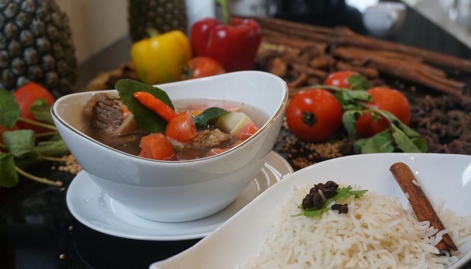 Grand Keisha Yogyakarta by Horison Yogyakarta - Ottoman Soup
