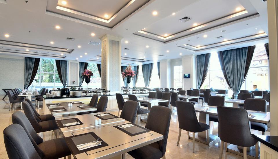 Grand Keisha Yogyakarta by Horison Yogyakarta - Sri Manganti Restaurant