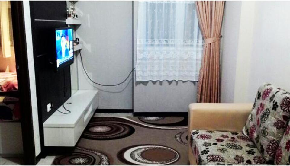 Metro Suite Bandung - living room