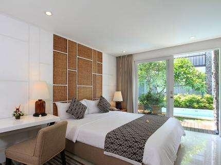 Astana Kunti Seminyak - Villa 1 Bedroom Regular Plan