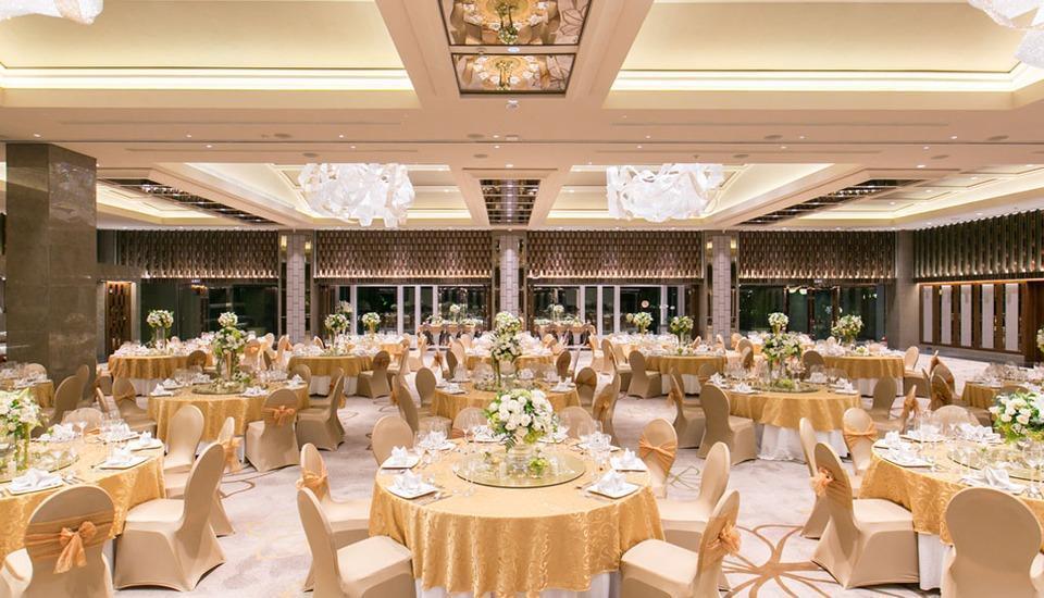 Ayana Midplaza Jakarta - Grand Ballroom