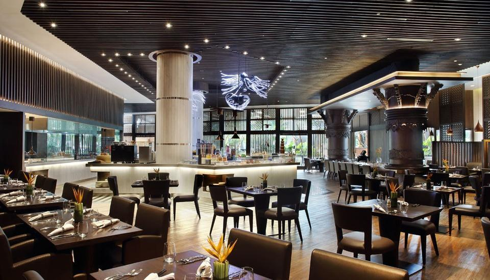 Ayana Midplaza Jakarta - Rasa Restaurant - International Food