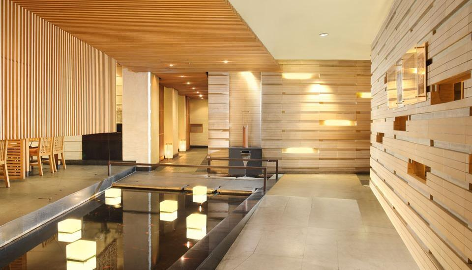 Ayana Midplaza Jakarta - Honzen Japanese Restaurant