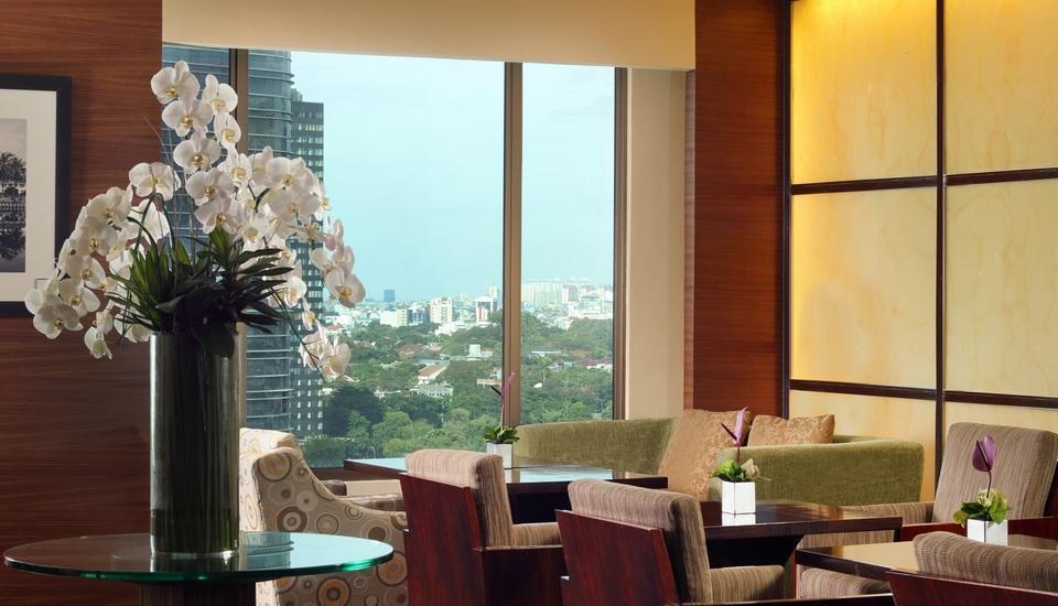 Ayana Midplaza Jakarta - Executive Lounge
